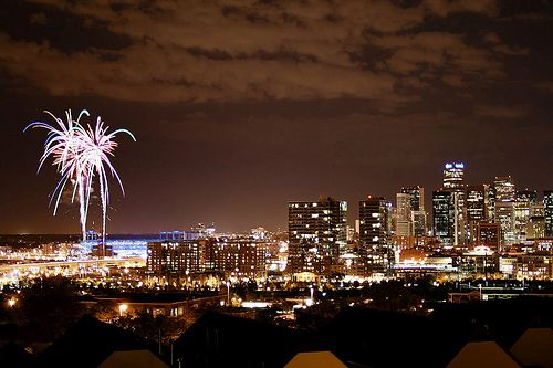 4th july fireworks denver metro area