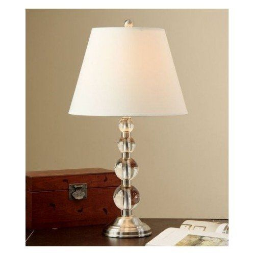 Metal Table Lamp Crystal Made Can Add A Modern Touch To Any Living Room,    Click Image For More Info   See A Larger Selection Of Touch Switch Table  Lamps At ...