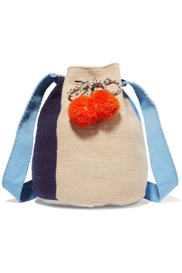 SOPHIE ANDERSON Lilla crocheted shoulder bag€246