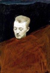 Magnus Enckell - Pää (1894), symbolismi