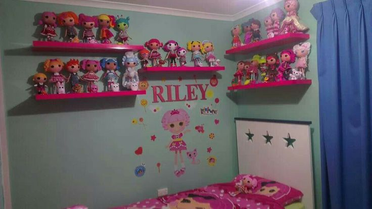 25 Best Lalaloopsy Doll Storage Ideas Images On Pinterest
