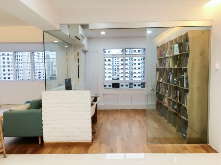 Study room, ethnicraft, z bookrack,