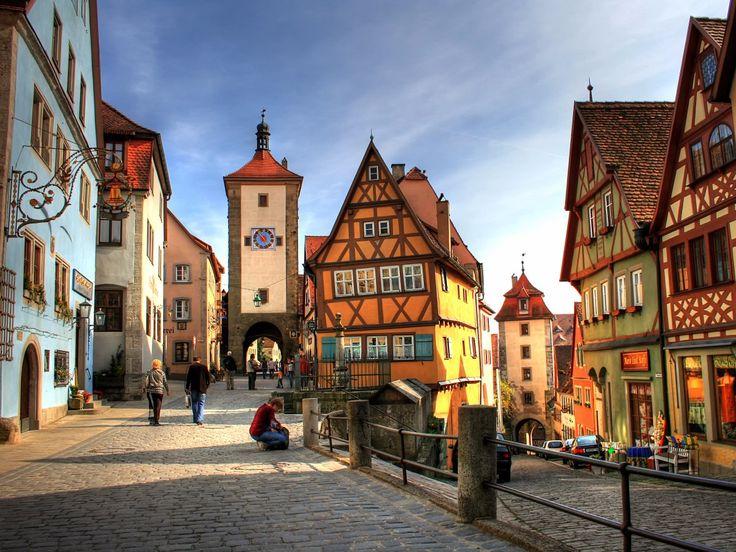 32 Coisas Que Você Precisa Fazer Na Alemanha