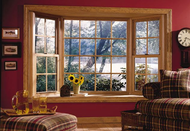 25 best greenhouse window ideas images on pinterest for Bay window replacement ideas