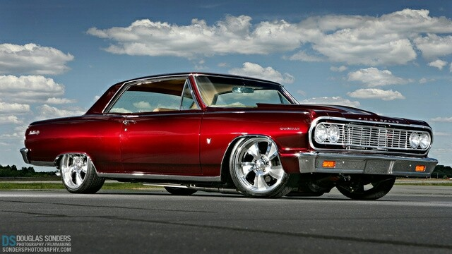 Wants To Paint His Chevelle This Color!