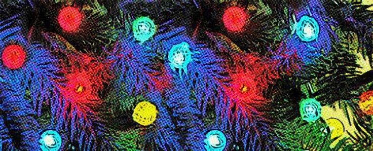Originales ideas para decorar la navidad con luces led  http://www.infotopo.com/eventos/navidad/ideas-para-decorar-la-navidad-con-luces-led/