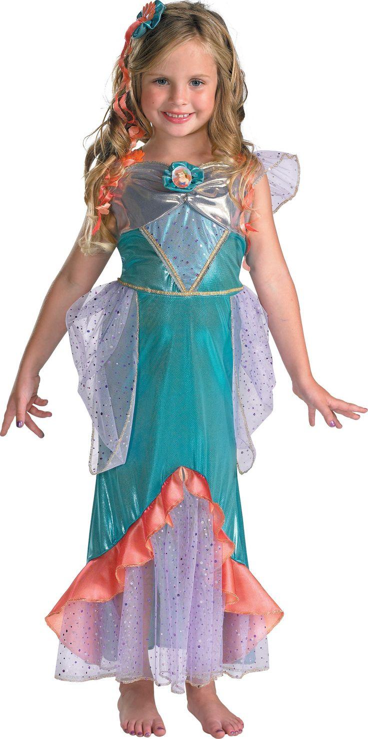 18 best Ariel & The Little Mermaid Costumes images on Pinterest ...