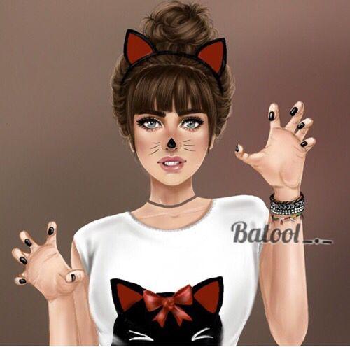 #me creo gato #lista para la fiesta…