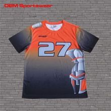 Custom athletic t shirts sublimated sports wear  best seller follow this link http://shopingayo.space