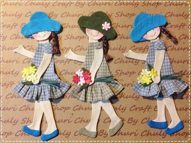 """""""น้องChuly"""" เปิดร้านขายดอกไม้แล้วค่าาาาา   งานแอ๊พสุดน่ารักของ Churi Chuly ในรูปแบบของ น้องชูลี่รุ่นล่าสุดมาแล้..."""
