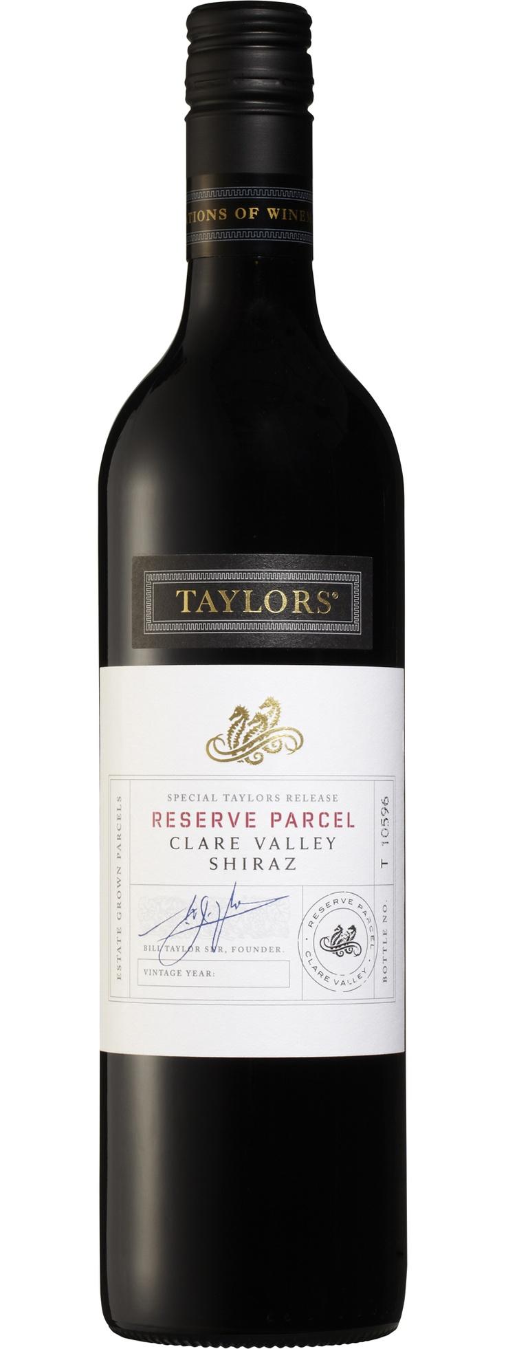 Taylors Reserve Parcel Shiraz | Dan Murphy's | Buy Wine, Champagne, Beer & Spirits Online