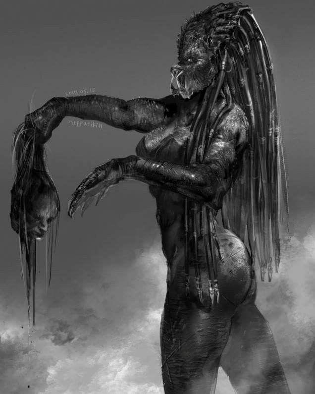 She-predator