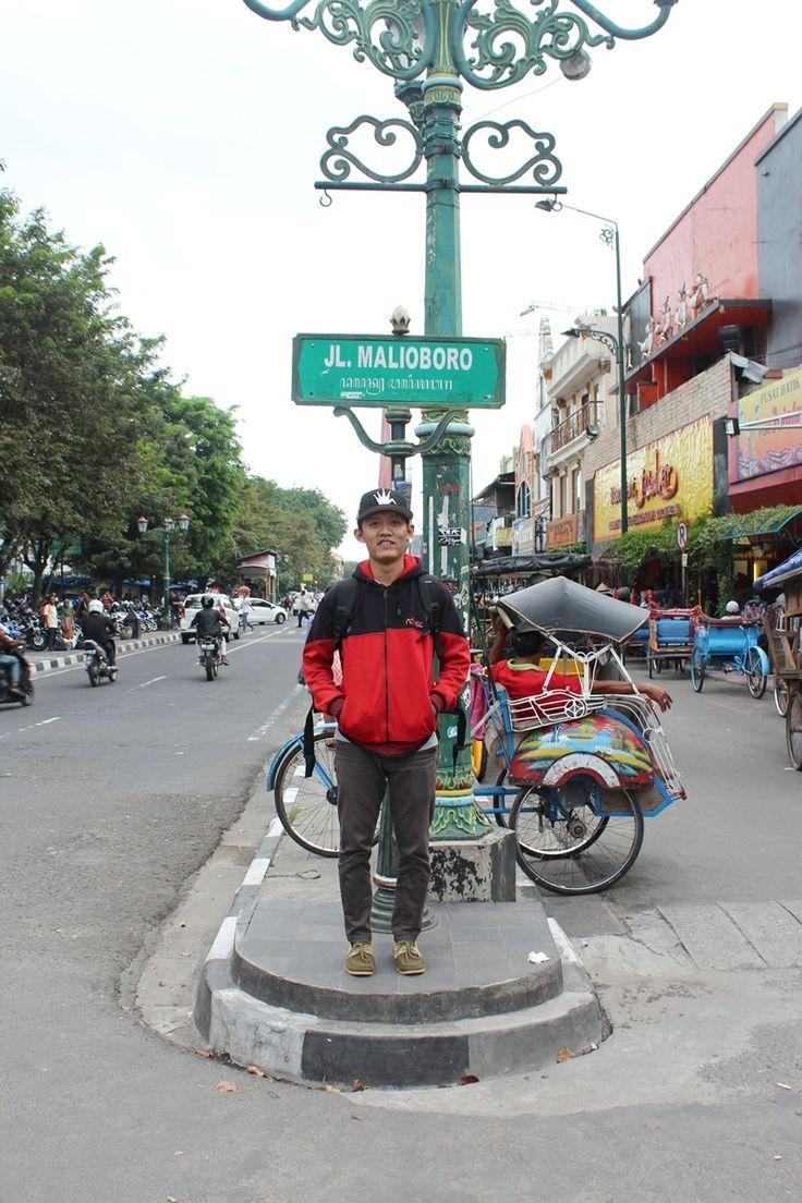 Malioboro. Yogyakarta