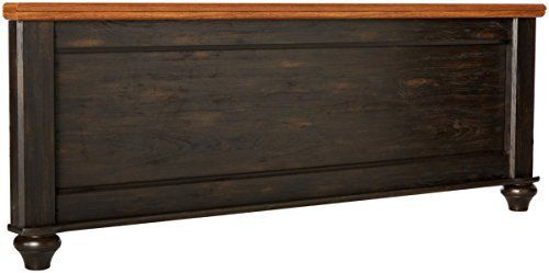 Two-tone finish. Dark brown replicated worn through paint and a vibrant replicated dry cherry with authentic touch. Optional bench footboard storage. Large scaled shapely bedroom collection features bun feet. Side roller glides for smooth operating drawers. Slim profile dual USB charger located... more details available at https://furniture.bestselleroutlets.com/bedroom-furniture/beds-frames-bases/headboards-footboards/footboards/product-review-for-signature-design-by-ashley-