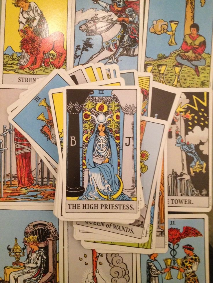 106 Best My Tarot Collection Images On Pinterest