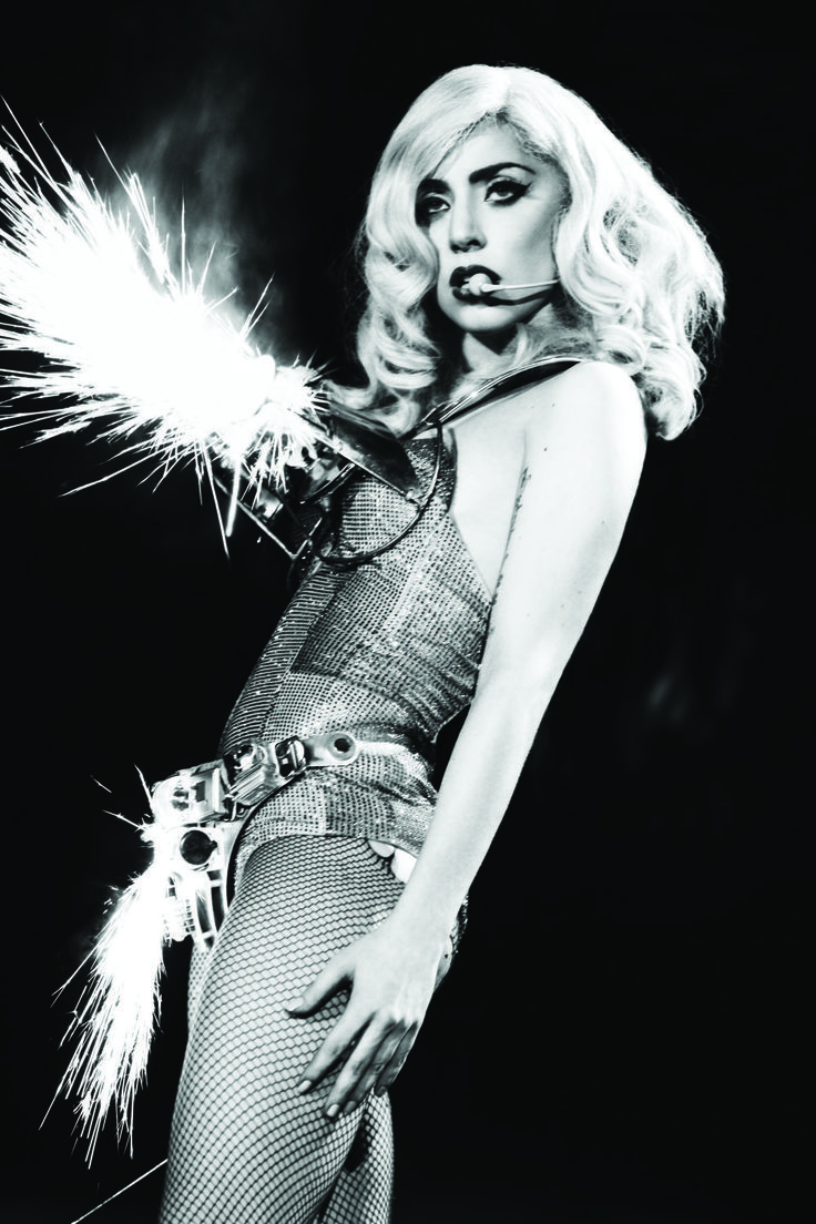 Image result for lady gaga alter ego on stage
