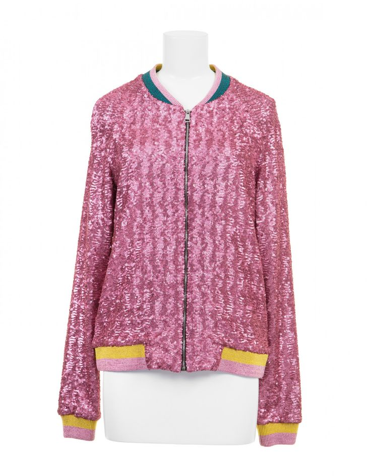 Bomber Light Pink Sleepy | Mary Katrantzou x Disney x Colette