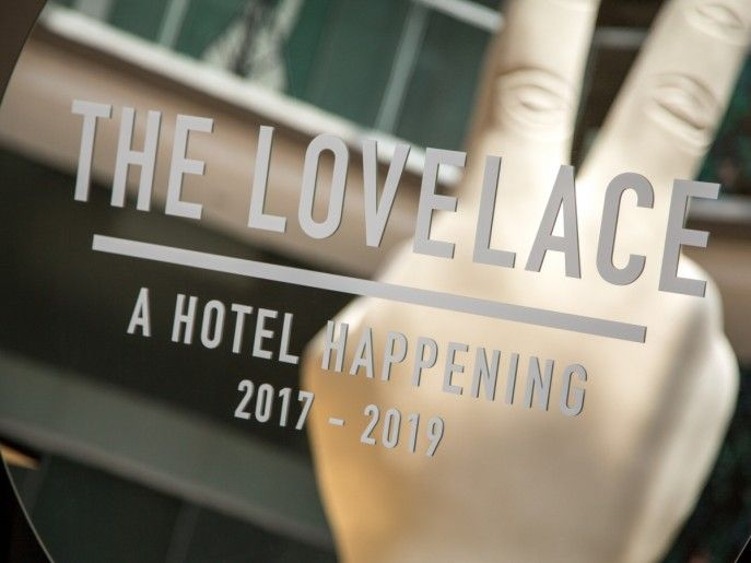 Marvelous Lovelace Hotel Bar Pop Up Projekt M nchen Innenstadt