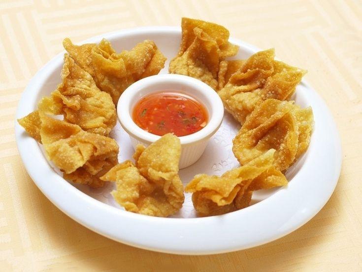 Raviolis chinois frits de Recettes | Trello