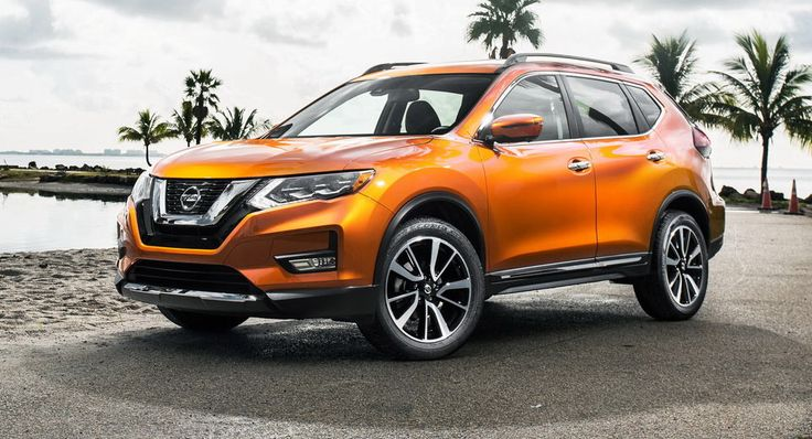 What Camry? Nissan Rogue Outsells Toyotas Sedan Through July