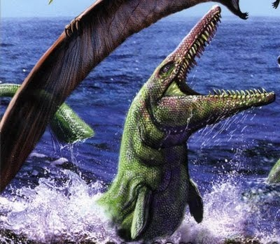 125 best images about Sea Monsters from the Mesozoic on ...