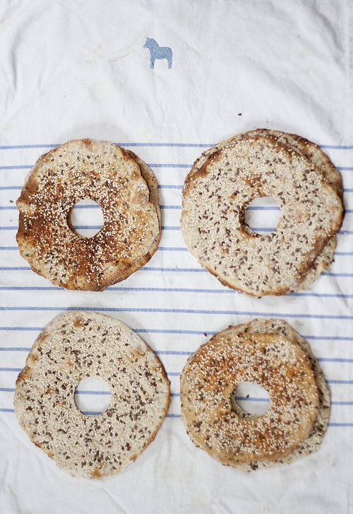 Sourdough Julknäcke {crisp bread} #recipe