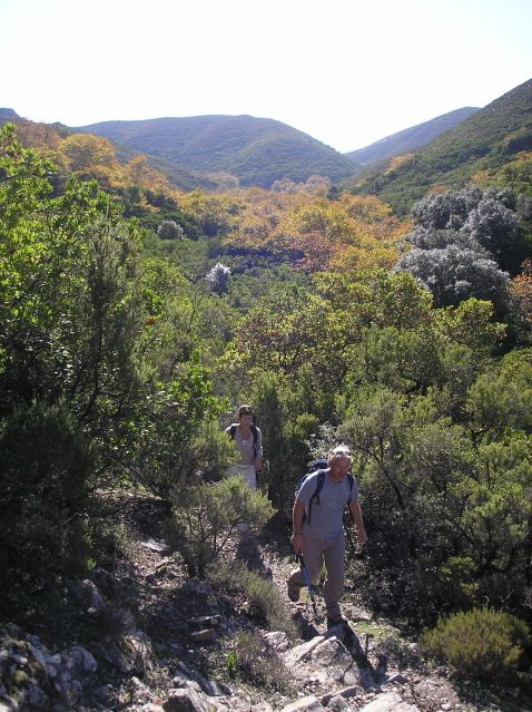 Kalogiros gorge near Paleochora