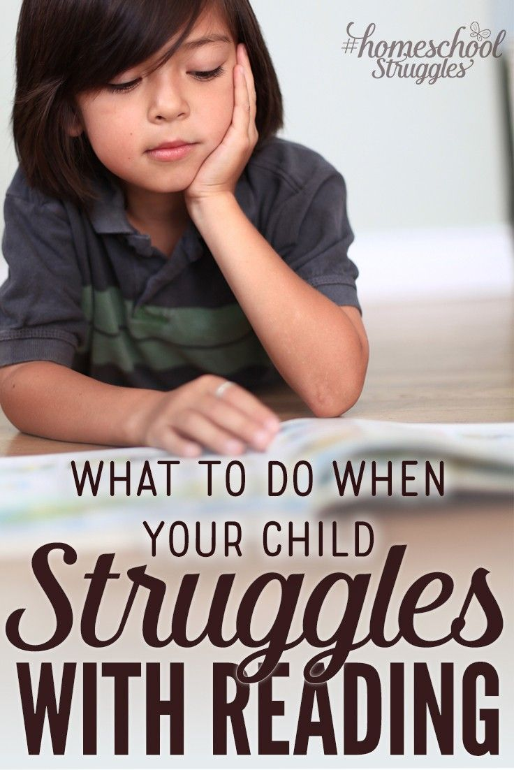 Is your child struggling to read? As homeschoolers we sometimes don't feel equipped to help them, but that's a lie. Join this veteran homeschooler and former 1st grade teacher as she helps you overcome the reading struggle with these practical tips and suggestions.