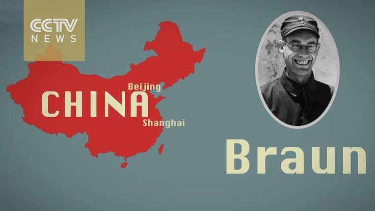 Foreigners in the Long March: Otto Braun, the German who made history in China