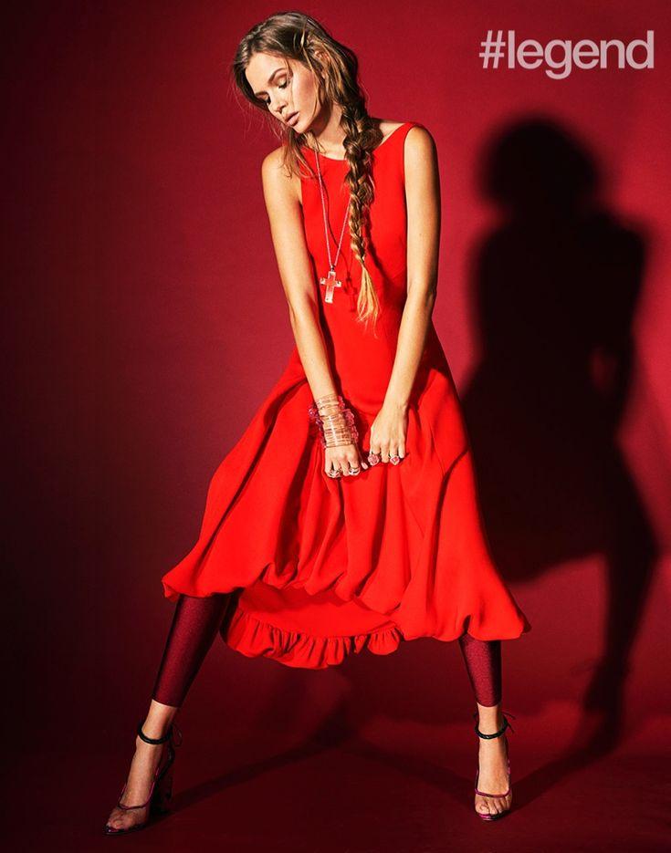 Josephine Skriver | Statement Style Fashion Editorial | #legend Magazine