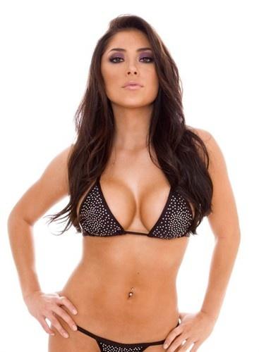 Anne Rivera Ufc Octagon Babe