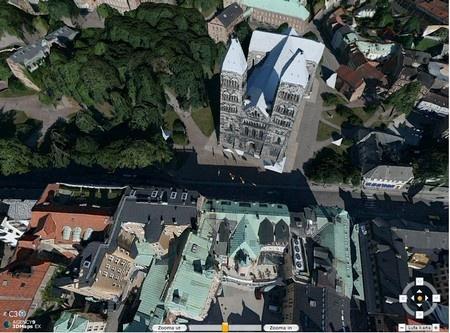 3d-bild av Domkyrkan från hitta.se