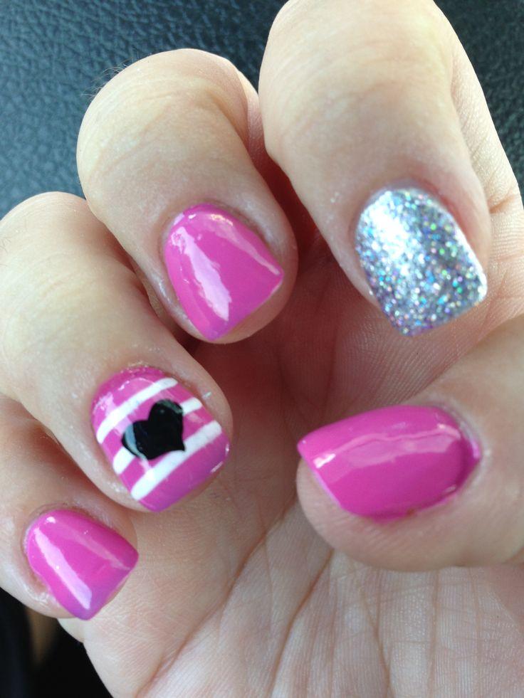 Cute & Simple Nail Design