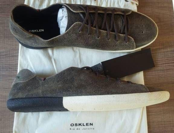 Sapatenis Osklen Handmade Modelo Novo.. Código: 14830752