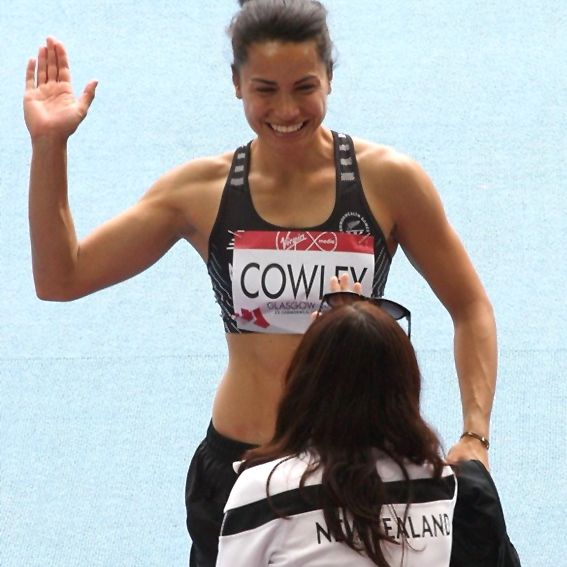 feelin' a tad flat for Sarah Cowley missing out on a medal but in our minds it's not about gettin' the bling it's about gettin' out there and doing it and boy did Sarah do it! #respect #collectivechamp #str8upnobull #makingusproud [pic from Athletics New Zealand] The Athlete Project Agency }:8 #teamcowley #sarahfliesinGlasgow #highjump #9th in the commonwealth #glasgow2014 #1.86 #sarahcowley