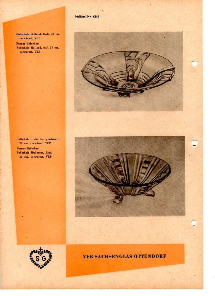 """Sachsenglas Ottendorf 1957"""
