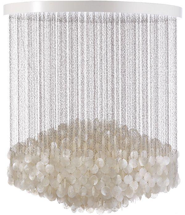 FUN 7DM - Hanging lamp designed in 1964 by Verner Panton