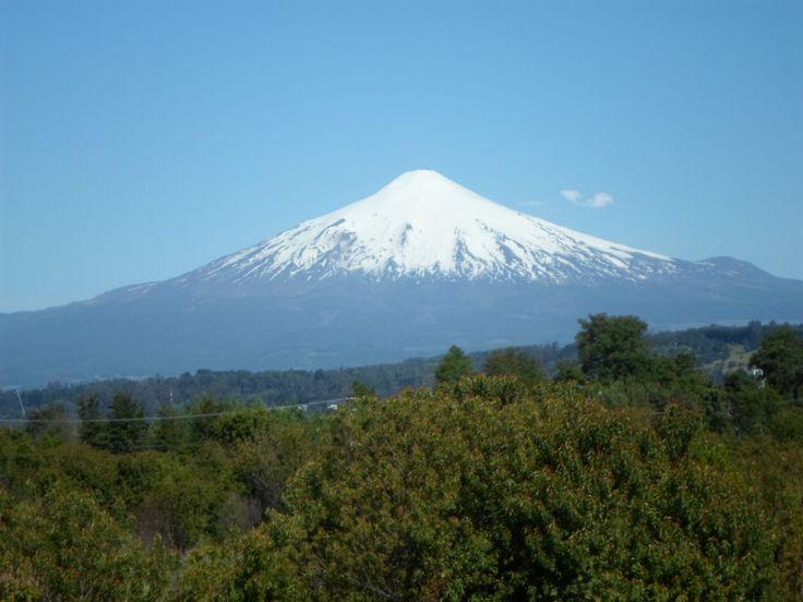 Volcán Vllarrica