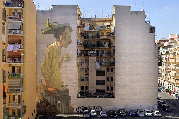 Γκράφιτι: Εκθαμβωτικές τοιχογραφίες στις «πινακοθήκες» του δρόμου [εικόνες]   iefimerida.gr