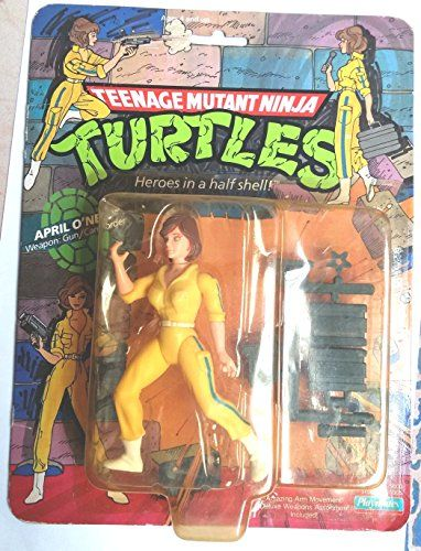 April O'Neil Teenage Mutant Ninja Turtles TMNT Playmates ... https://www.amazon.co.uk/dp/B0050745S6/ref=cm_sw_r_pi_dp_x_i5WazbTGJ7SE2