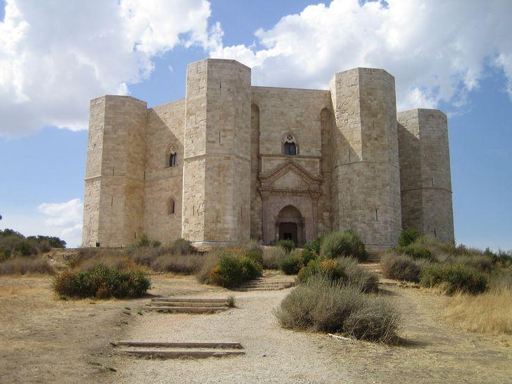 Castel del Monte (Puglia, Italy) UNESCO WHS