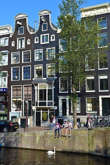 Hotel Pulitzer - Amsterdam, Holland