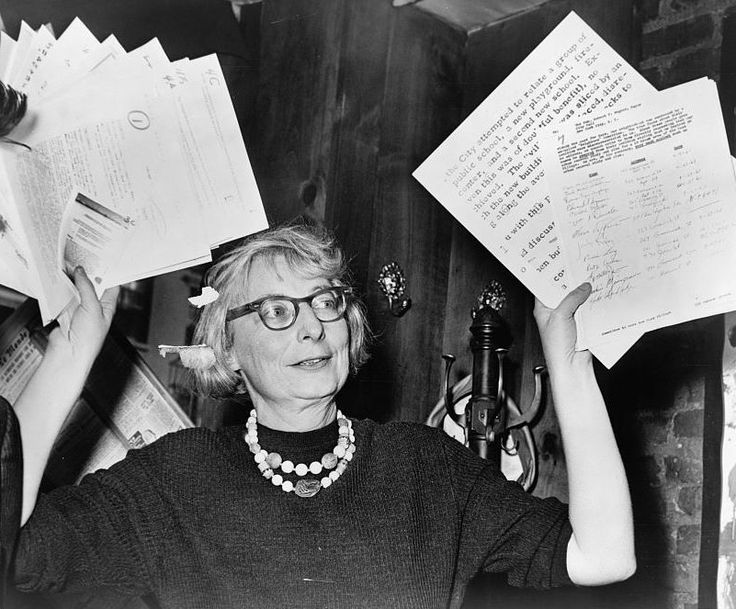 Gallery of The Jane Jacobs Documentary to Premiere Fall 2016 - 1