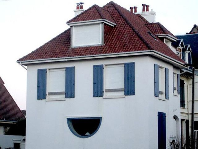 Happy House | 21 Amazing Faces Hidden in Ordinary Objects