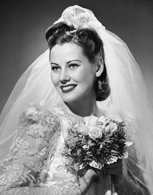 2362 besten Vintage Wedding Dresses Bilder auf Pinterest ...