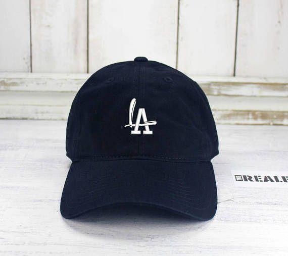 La Barbers Dad Hat Embroidered Baseball Cap Curved Bill Barber Shop Los Angeles Dodgers Dad Hats Dad Hats Baseball Caps Hats