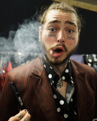 Post Malone Music Video: Post Malone, Post Malone