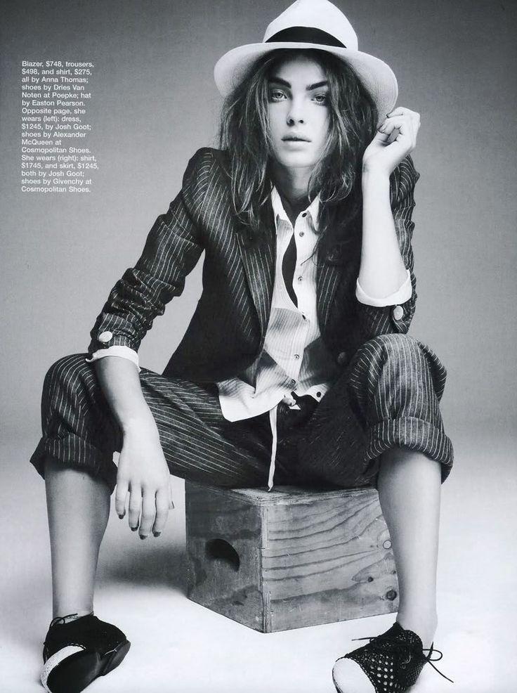 Fashion Model Bambi Northwood-Blyth, Fashion editorials, Michael Jackson Style inspiration, Fashion photography