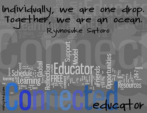 Ten Reasons to Be a Connected Educator