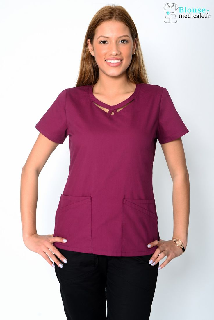 Blouse Dickies Femme Medical 85810 Bordeaux